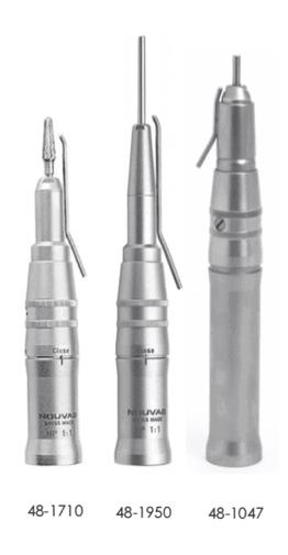 aparatología dental piezas mano largas daltech