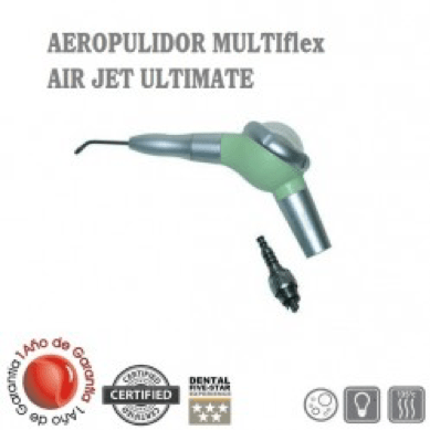 aparatología dental aeropulidor daltech