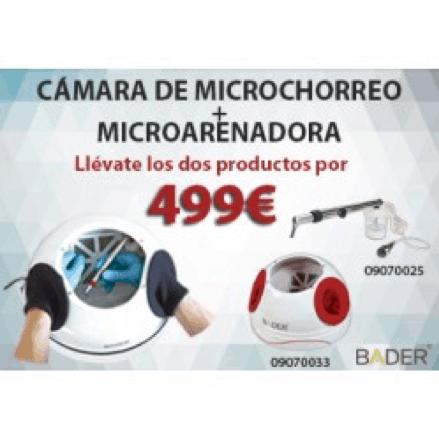 aparatología dental microchorre daltech